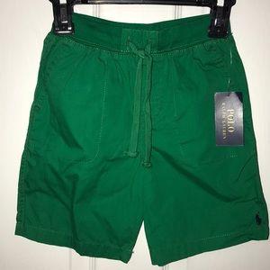 NWT little boys size 6 polo shorts